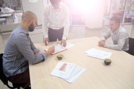 le contenu du contrat de vente entreprise