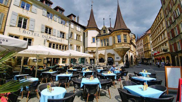Transmission d'entreprises dans le canton de Neuchâtel